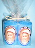 M40 1/4 2/1 C02 BL - Candles Medjugorje Queen of Peace - blue
