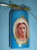 R50/100 C03 BL - Candles Medjugorje Queen of Peace - blue