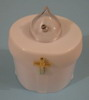 EL- C08 WH - Electric candles - Medjugorje - Eternal light - whi