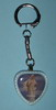 XY-37 G Key Chain Our Lady - Gospa - glass