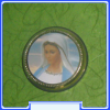 MGQP_019 Gospa of Medjugorje Queen of Peace  - Magnet