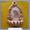 MD G0226 Mural decorations Gospa - Medjugorje Queen of Peace