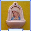 MD Y0426 Mural Baptisery decorations Our Lady of Medjugorje