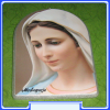 PWG_144Our Lady Queen of Peace – Gospa of Medjugorje Wall Plaque