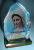 XY-19BS GF Gospa Photo faces Our Lady of Peace - Gospa - glass