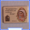 PC_EN105 Medjugorje Prayer Medal Card - English