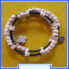 RBR-0624 Rock Bracelet-Rosary of Blessed Mother-Gospa