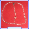 MON200-R14-WH Our Apparition Hill Rosaries.