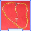 MON200-R14-YE Our Apparition Hill Rosaries