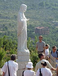 OUR LADY OF MEDJUGORJE - BLESSED VIRGIN MARY - 16