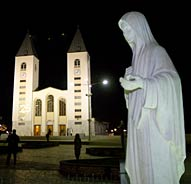 OUR LADY OF MEDJUGORJE - BLESSED VIRGIN MARY