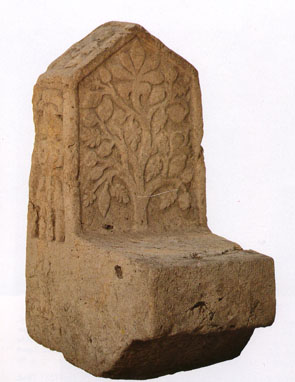 STONE THRONE OF BOSNIAN KINGS - BOBOVAC