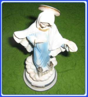 SGKM021 Statue – Our Lady Queen of Peace – Medjugorska Gospa – Kraljica Mira