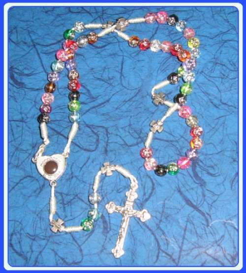 MON250-R33 Rosary of Virgin Mary