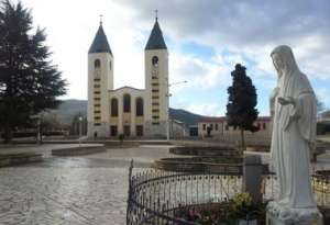 The Anniversary of the solemn blessing of Medjugorje parish church