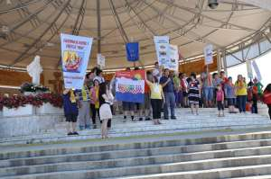 The 5th International Pilgrimage for Persons with Disability